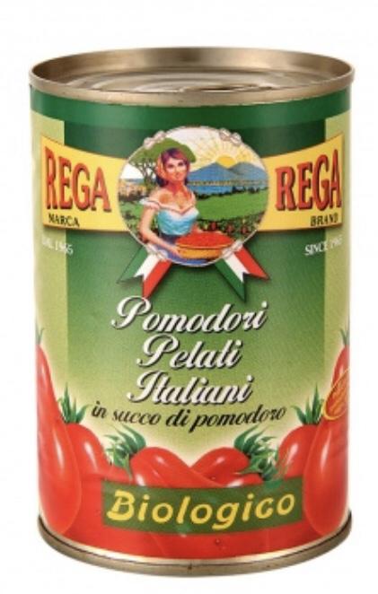 BIO Pomodori Pelati